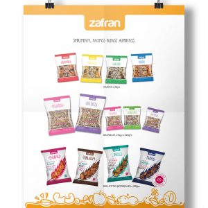 Zafran | Packaging