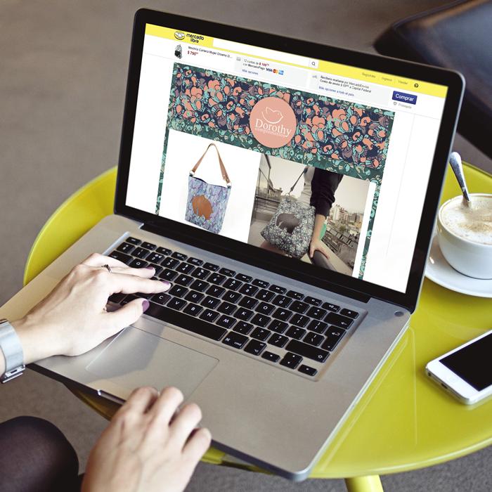 Diseño de Plantilla HTML para Mercadolibre para Dorothy Complementos