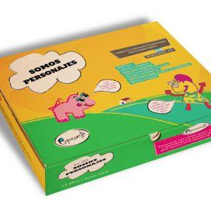 Expresarte | Packaging