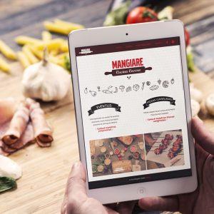 Mangiare | Sitio web