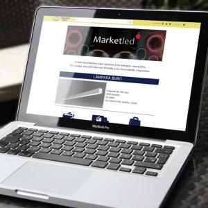 MarketLed | Plantilla HTML para Mercadolibre