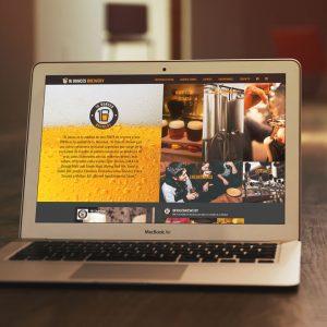 Cervecería 16 Ounces | Sitio web