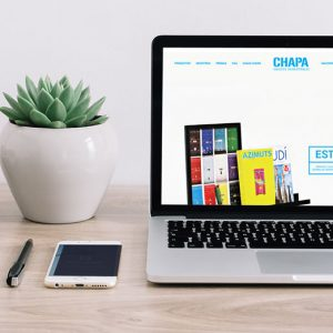 Chapa objetos | Sitio web