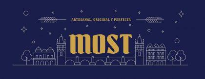 Diseño de logo e identidad d emarca para Most
